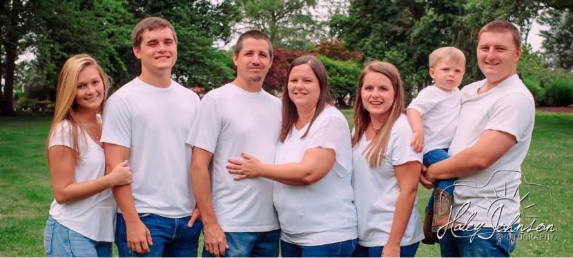 Patton Family – June2020