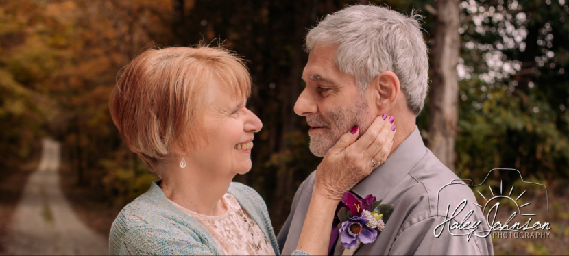 Sandy and Mike Wedding – October2020